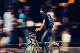 How popular are bikes in Latin America?