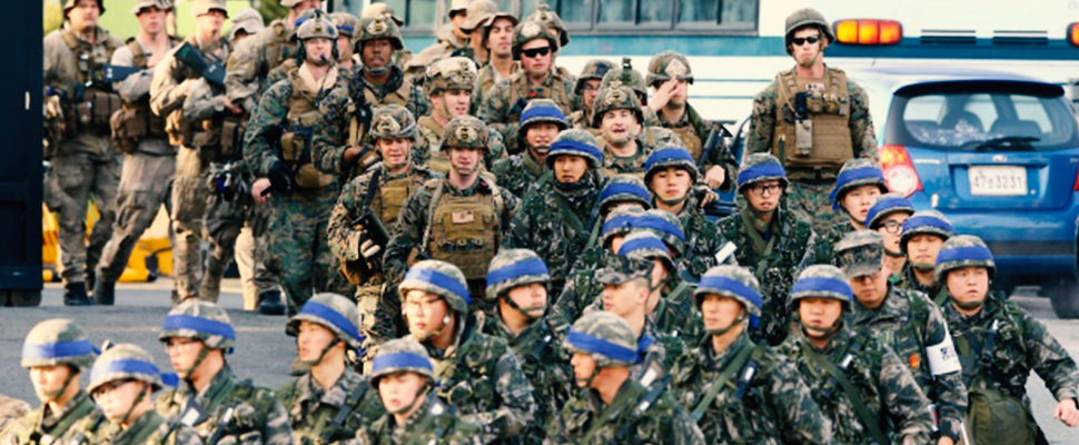 Are the US-South Korea military drills an act of instigation?
