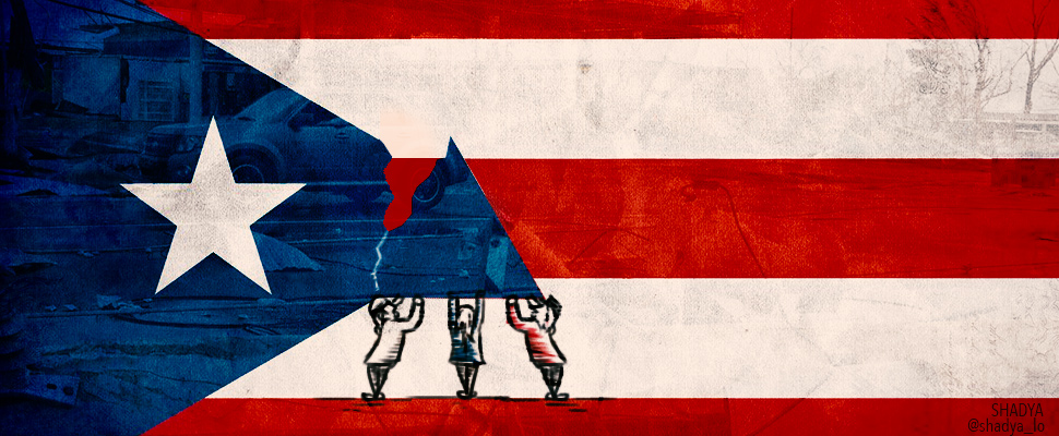 Puerto Rico: the frenzy after the storm