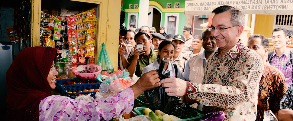 Latin America: Microcredit and Microfinance
