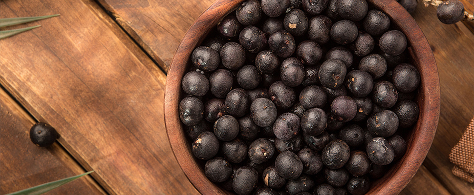 Açai: a health treasure from the Amazon