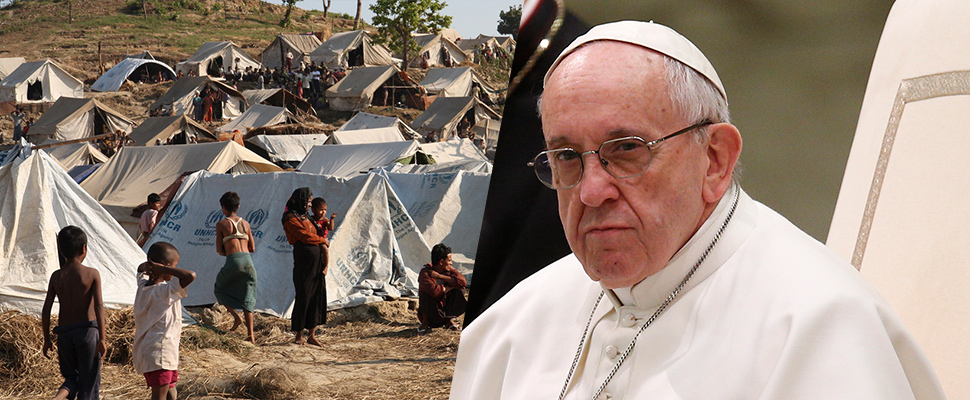 Pope Francis and the Rohingya crisis: what's to come?