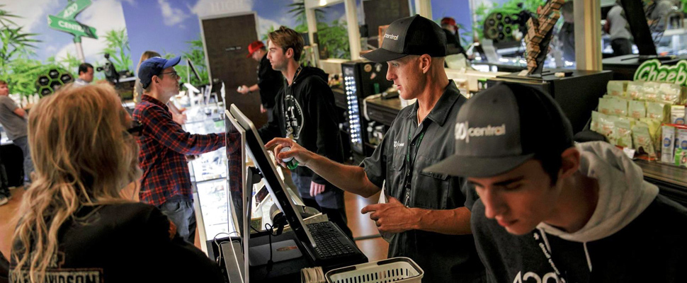 California: The sale of recreational marijuana has officially begun