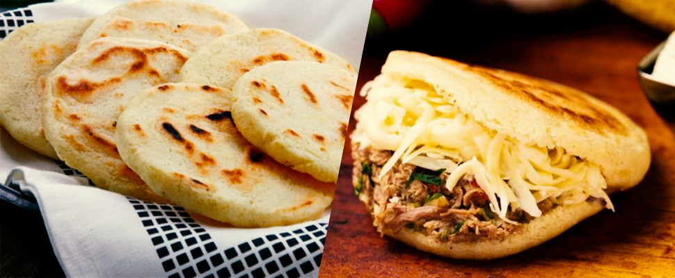 Is the arepa Colombian or Venezuelan?