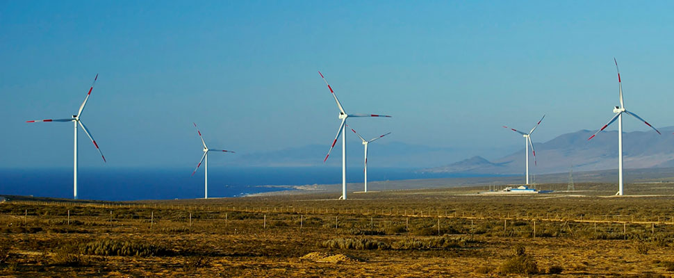Latin America wind power market